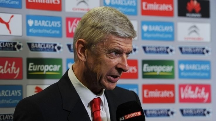 Arsenal hope to miss Champions League playoff drama - Wenger