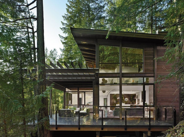 Articles about 5 modern prefabs pacific northwest on Dwell.com - Dwell