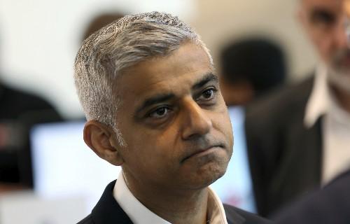 London mayor scraps water cannons bought by Boris Johnson