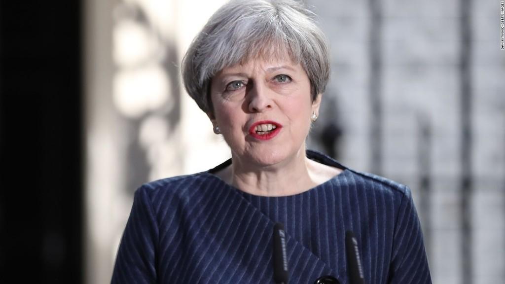 Why Theresa May called a snap election