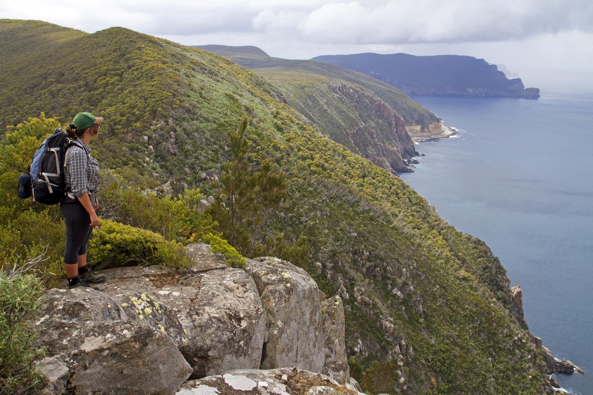 How to walk Tasmania's Three Capes Track