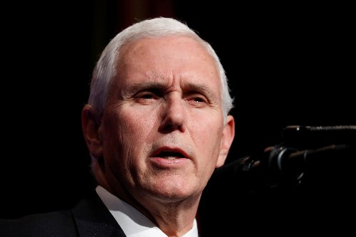 'Hola, I'm Mike Pence': U.S. VP delivers message of support to Venezuelans