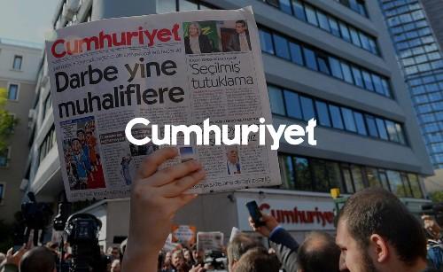 Türkiye'nin en köklü gazetelerinden Cumhuriyet Gazetesi artık Flipboard'da