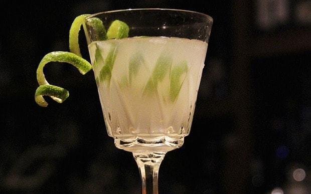 Cocktail of the week: Darjeeling gimlet