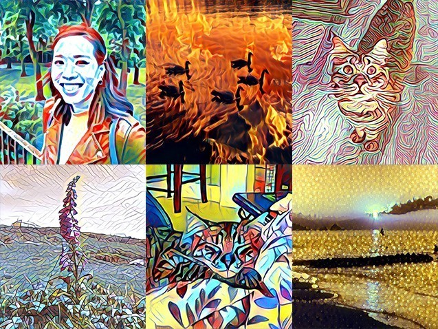 Microsoft Pix can now turn your iPhone photos into art, thanks to artificial intelligence