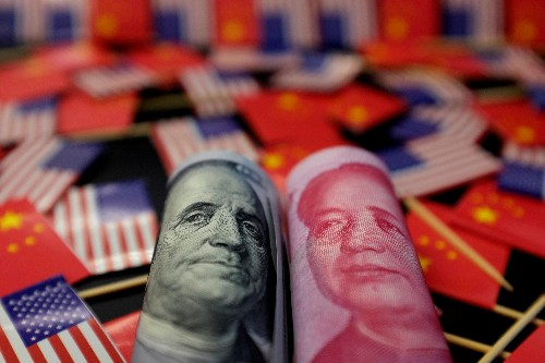 Above seven per dollar - a new reality for yuan on trade war jitters: Reuters poll