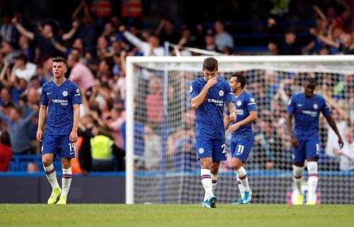 Chelsea accroché par Leicester