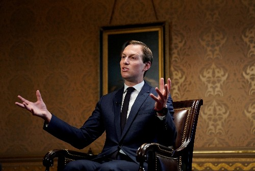 Jared Kushner to finalise Palestinian economic plan on Middle East tour: official