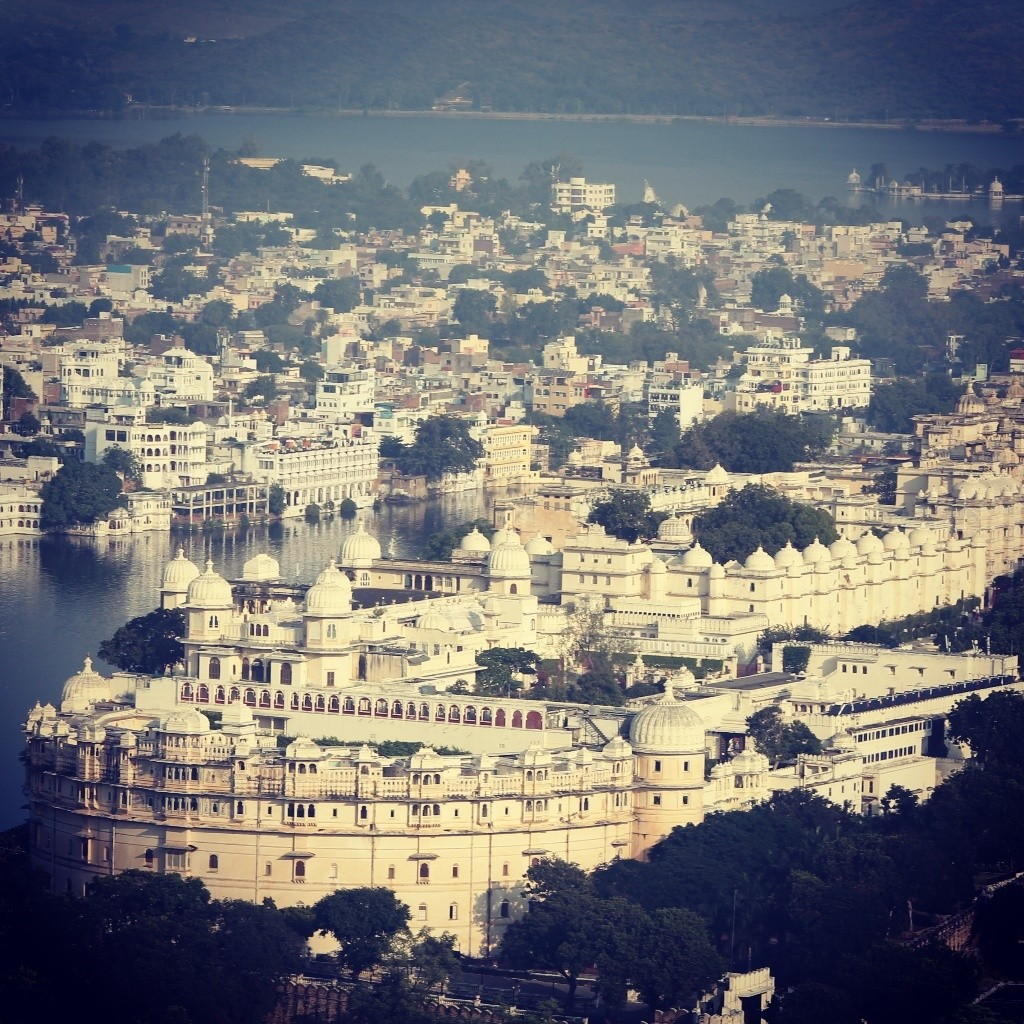 the #city_palace of #udaipur