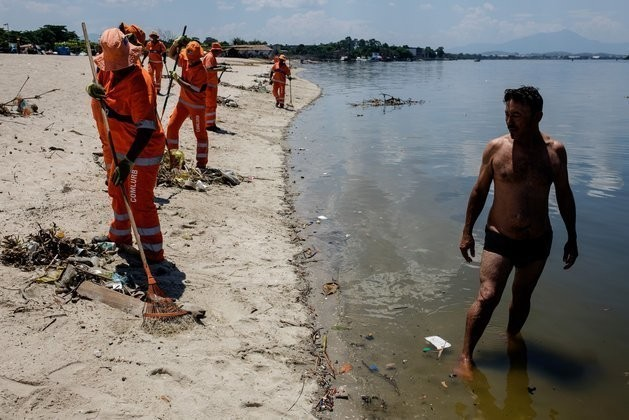 'Super Bacteria' Found At Brazil Olympic Venues, Beaches