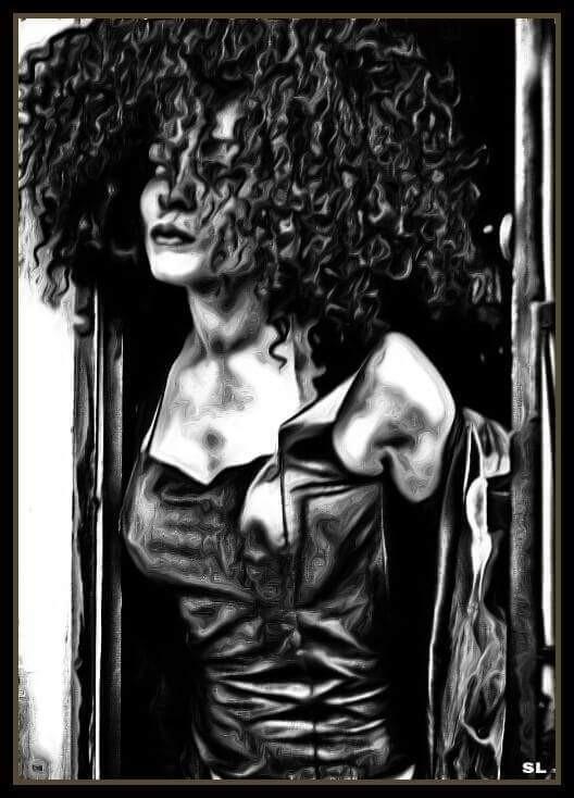Diana Ross - Magazine cover