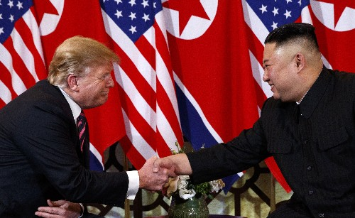 Adviser says Trump 'gave nothing away' in North Korea talks