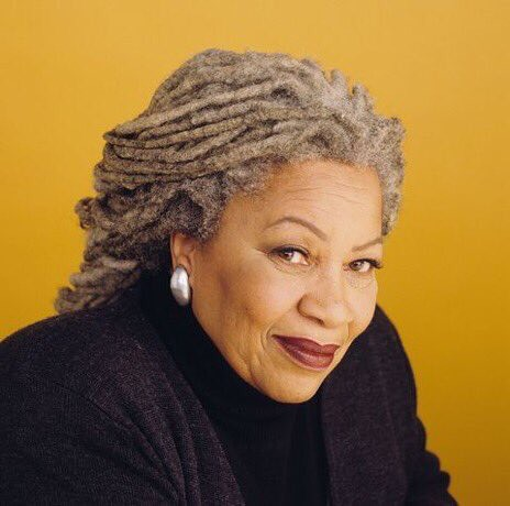 Toni Morrison, Our Beloved - Cover