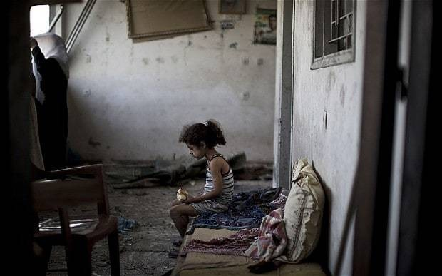 Israel announces seven-hour 'humanitarian truce' in Gaza