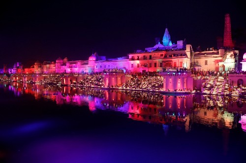 Diwali, the Hindu Festival of Lights: Pictures
