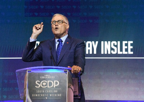 Jay Inslee: End government partnership with fossil fuels