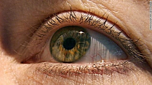 Stem cells help nearly blind see