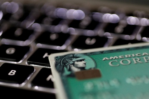 AmEx posts lower-than-expected first-quarter revenue