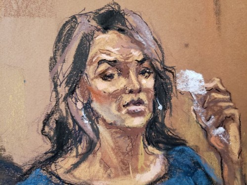 Actress Annabella Sciorra testifies she tried to fight Weinstein during alleged rape