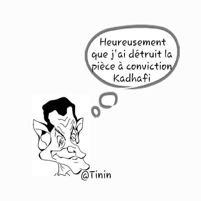 #France Sarko, le fric et le K.O. libyen