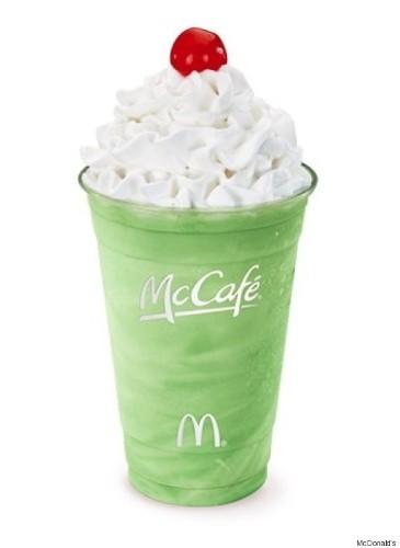 McDonald's Shamrock Shake Is Back! | HuffPost Life