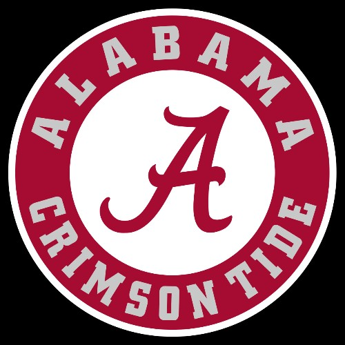 ALABAMA CRIMSON TIDE FOOTBALL - cover