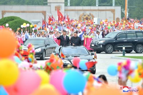 Xi, Kim say boosting China-North Korea ties good for regional peace: KCNA