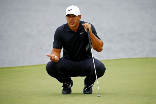 Koepka leads by one after delayed third round