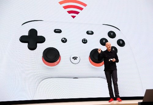 Google Unveils Stadia Streaming Service: Pictures