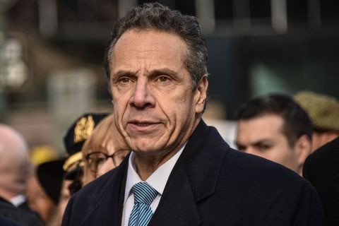 Cuomo For President - cover
