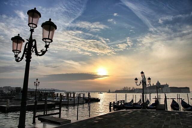 Venice, Italy - Magazine cover