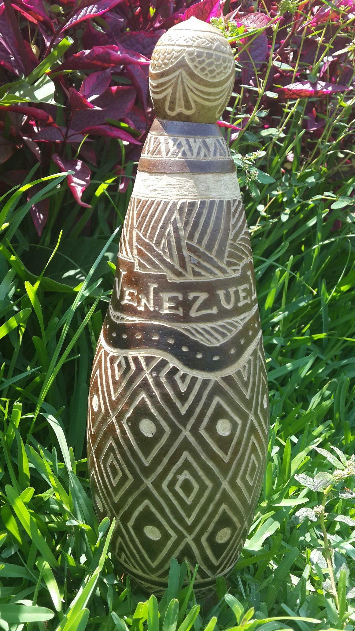 Botella de Tapara