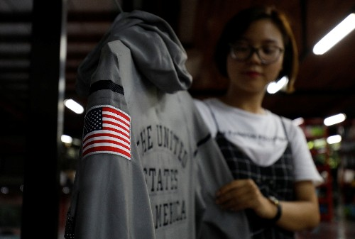 From Viet Cong to Team USA: Hanoi garment factory's Olympic transformation