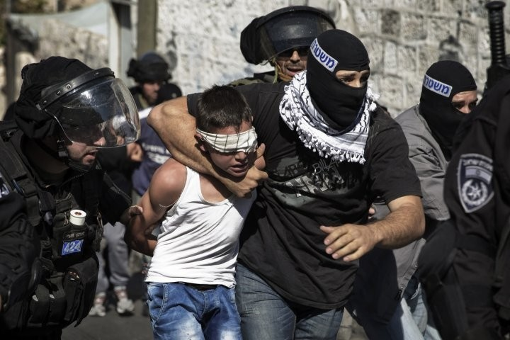 Israel: 240 Palestinian Children 'Sexually Abused' in Jerusalem Detention Centres, Group Claims