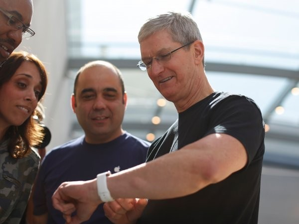 The Apple Watch is a smash hit — in this one field