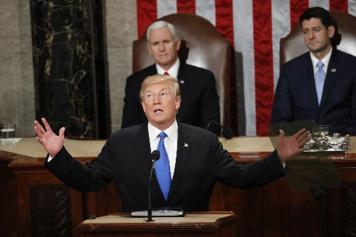 GOP dismiss suggestion that State of Union be postponed