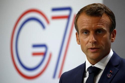 Macron worried attack on Saudi oil may hurt moves to ease U.S.-Iran crisis: diplomats