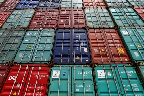 U.S. import prices fall; year-on-year drop largest since 2016