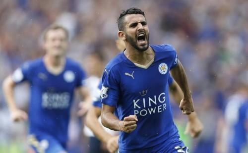 A Cinderella Story: Riyad Mahrez and Leicester City