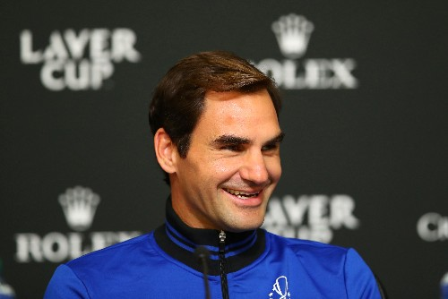 Tennis: Federer happy for China to host Laver Cup