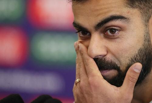 Cricket: Kohli plays down Amir duel and hype around Pakistan contest