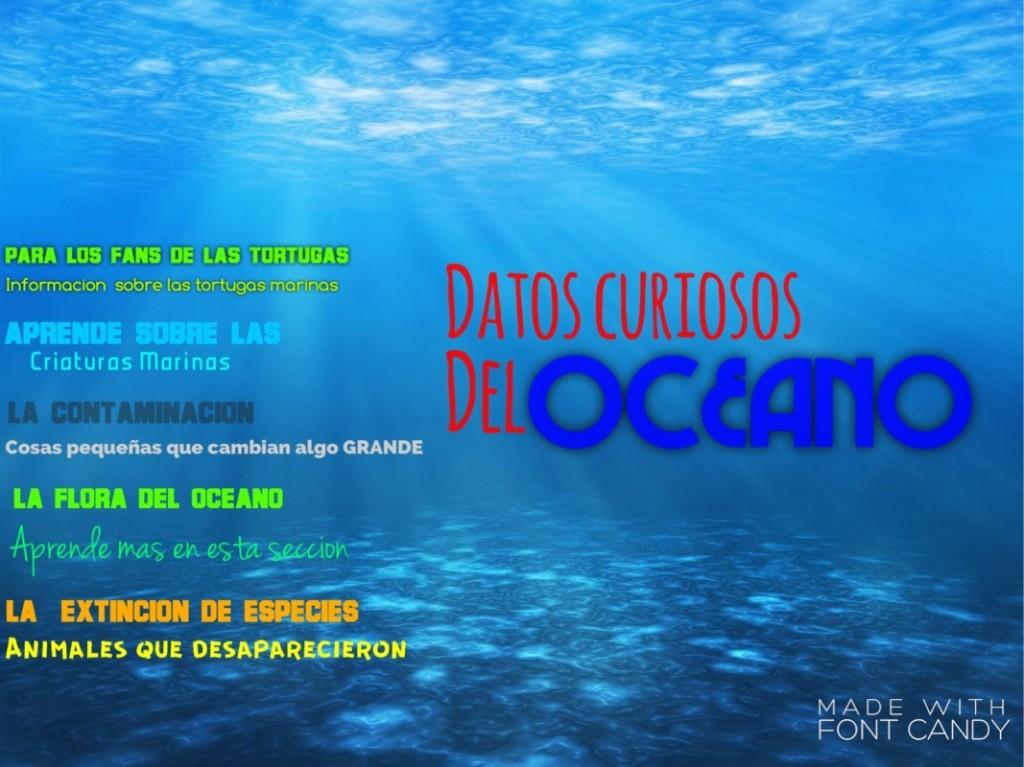 Mar Abierto - Magazine cover