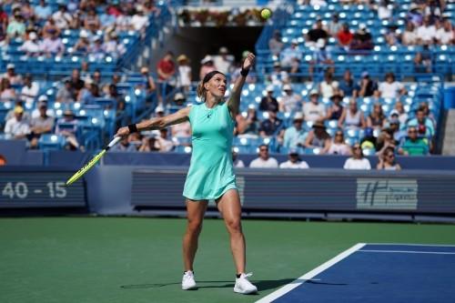 Tennis: Barty fails to regain top ranking after falling to Kuznetsova