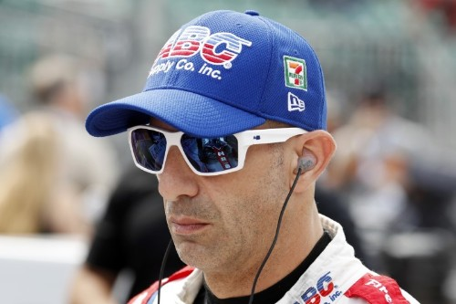 Kanaan tops Indy 500 final practice