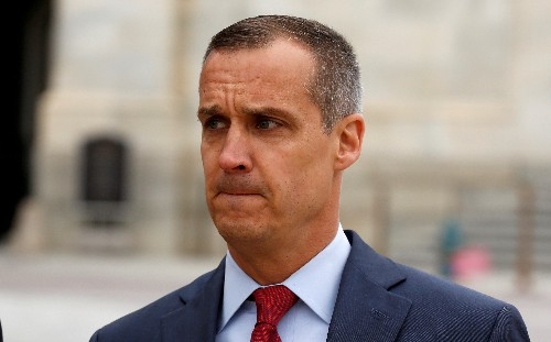 House panel subpoenas ex-Trump campaign chief Lewandowski