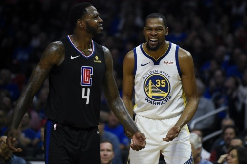NBA notebook: Technicals on Durant, Green rescinded