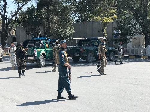 Taliban militant group claims Afghan blasts, says dozens dead