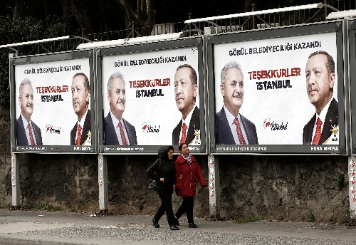 Erdogan's AKP lodges second call for rerun of Istanbul election: Anadolu