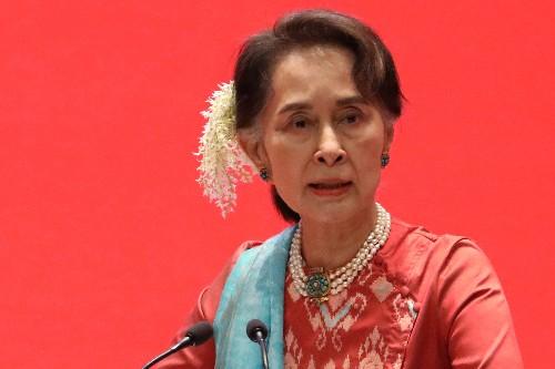 Myanmar's Aung San Suu Kyi expected at U.N. in Geneva next week