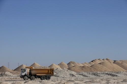 The Desert Rock That Feeds the World